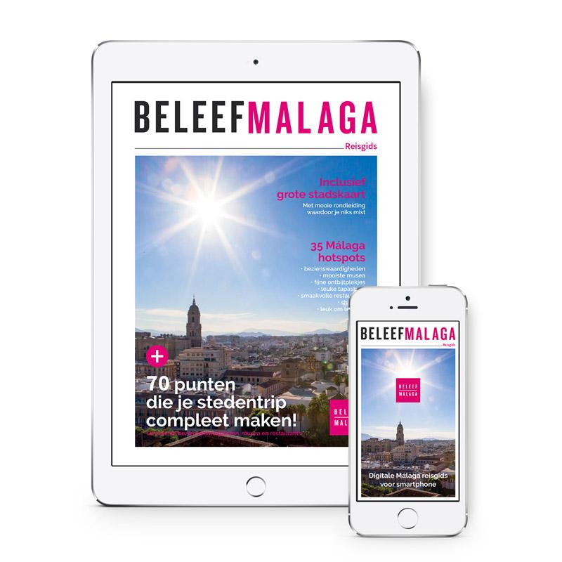 reisgids Malaga digitaal pdf ebook