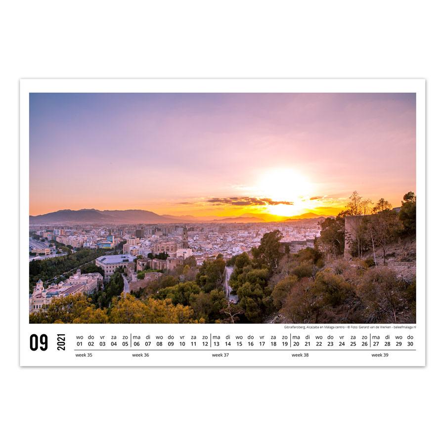 Malaga kalender