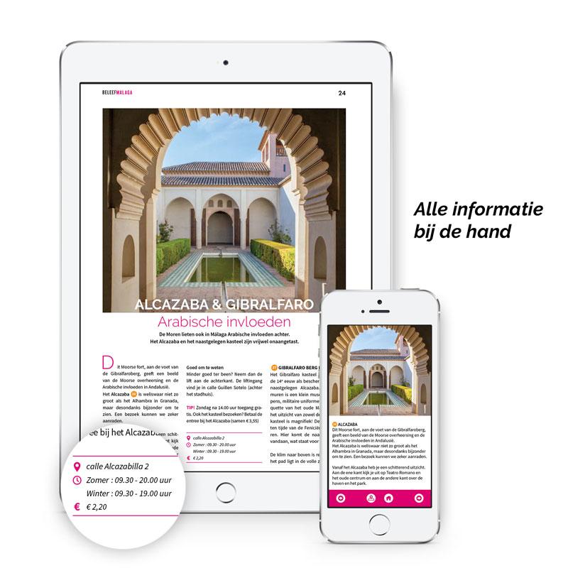 Reisgids Malaga digitaal
