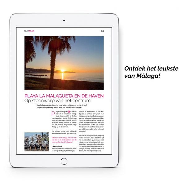 Reisgids Malaga digitaal pdf