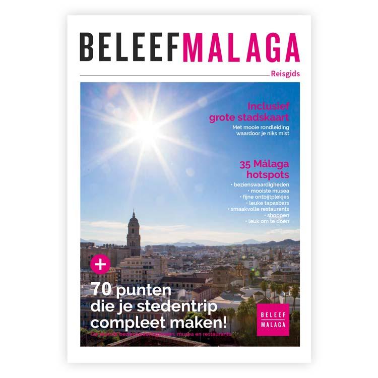 Reisgids Malaga kaart