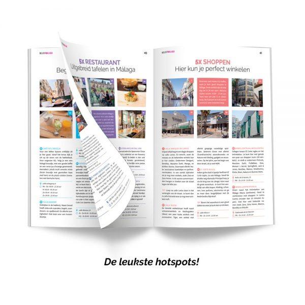 Beleef Malaga reisgids – hotspots