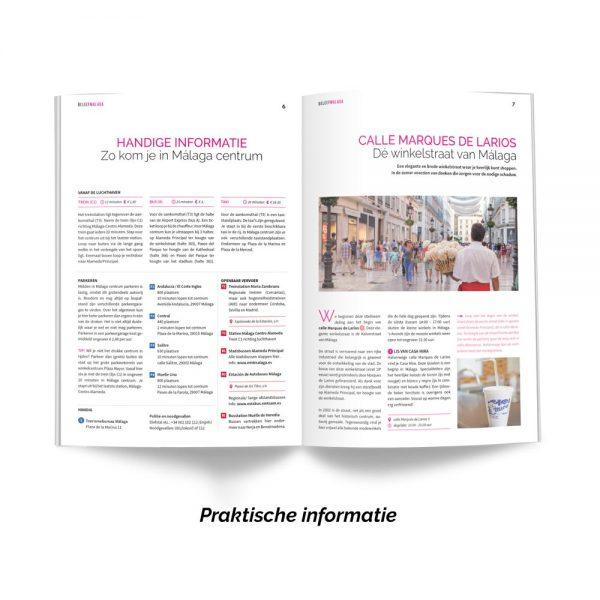 Beleef Malaga reisgids praktische informatie